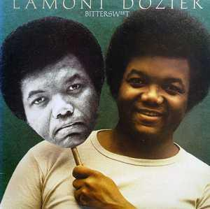 Album  Cover Lamont Dozier - Bittersweet on WARNER BROS. Records from 1979