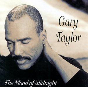 Album  Cover Gary Taylor - The Mood Of Midnight on MORNING CREW Records from 1995