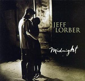 Album  Cover Jeff Lorber - Midnight on ZEBRA Records from 1998