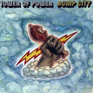 Album  Cover Tower Of Power - Bump City on WARNER BROS. Records from 1971