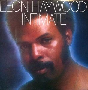 Album  Cover Leon Haywood - Intimate on COLUMBIA Records from 1976