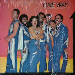 Album  Cover One Way - Love Is...one Way on MCA Records from 1981