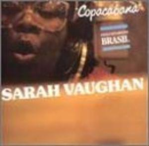 Album  Cover Sarah Vaughan - Copacabana on PABLO Records from 1979