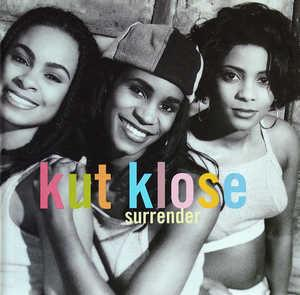 Album  Cover Kut Klose - Surrender on ELEKTRA ENTERTAINMENT Records from 1995