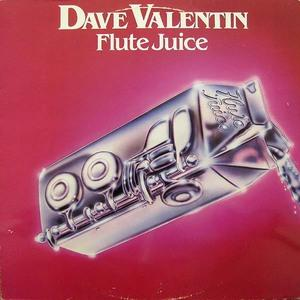 Album  Cover Dave Valentin - Flute Juice on GRP Records from 1983