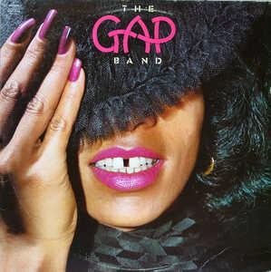 Front Cover Album The Gap Band - The Gap Band