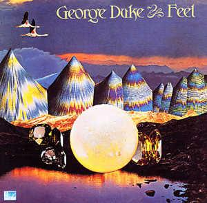 Album  Cover George Duke - Feel on MPS Records from 1974