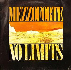 Album  Cover Mezzoforte - No Limits on RCA Records from 1986