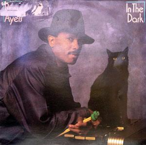 Album  Cover Roy Ayers - In The Dark on COLUMBIA Records from 1984