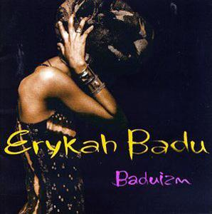 Album  Cover Erykah Badu - Baduizm on KEDAR/UNIVERSAL Records from 1997