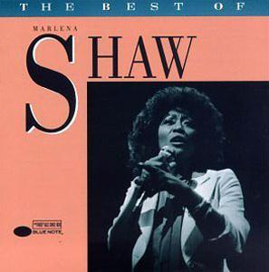 Album  Cover Marlena Shaw - Marlena on BLUE NOTE Records from 1972