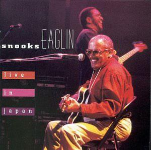 Album  Cover Snooks Eaglin - Live In Japan on BLACK TOP Records from 1997