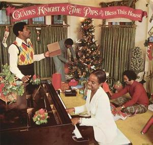 Front Cover Album Gladys Knight & The Pips - Bless This House