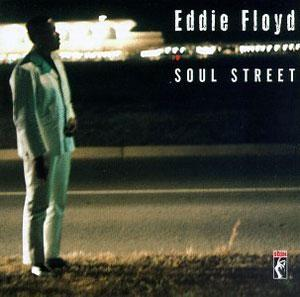 Album  Cover Eddie Floyd - Soul Street on STAX Records from 1974