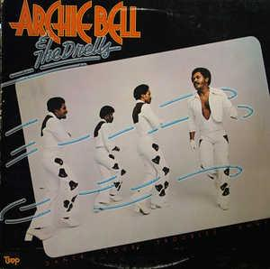 Album  Cover Archie Bell And The Drells - Dance Your Troubles Away on TS0P Records from 1975