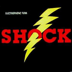 Album  Cover Shock - Electrophonic Funk on NEBULA CIRCLE Records from 1980