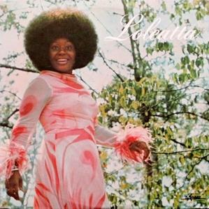 Album  Cover Loleatta Holloway - Loleatta on AWARE Records from 1973