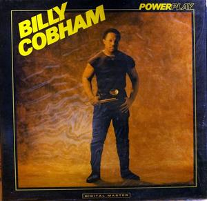 Album  Cover Billy Cobham - Powerplay on GRP Records from 1986