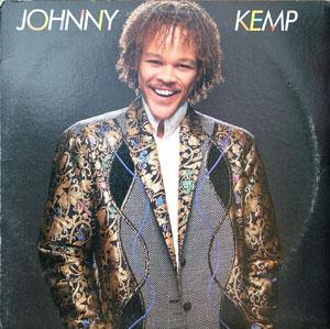 Album  Cover Johnny Kemp - Johnny Kemp on COLUMBIA Records from 1986