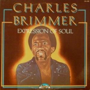 Front Cover Album Charles Brimmer - Expression Of Soul