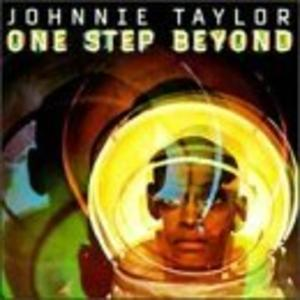Album  Cover Johnnie Taylor - One Step Beyond on STAX Records from 1971