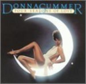 Front Cover Album Donna Summer - Four Seasons Of Love