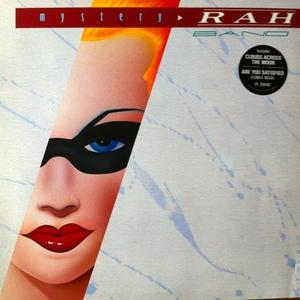 Front Cover Album Rah Band - Mystery