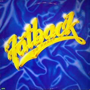 Album  Cover Fatback - 14 Karat on SPRING Records from 1980