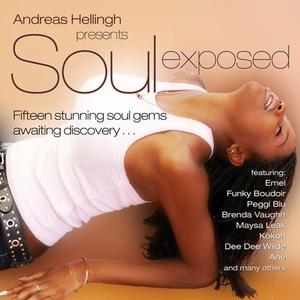 Album  Cover Various Artists - Andreas Hellingh Presents Soul Exposed on EXPANSION Records from 2005