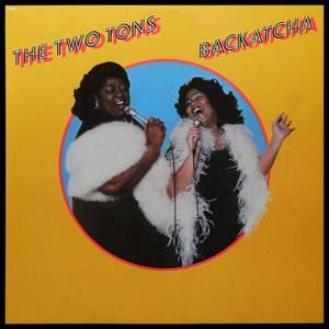 Album  Cover Two Tons O' Fun - Backatcha on FANTASY Records from 1980