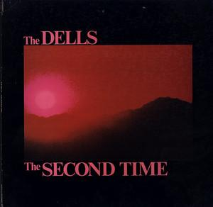 Album  Cover The Dells - The Second Time on VETERAN Records from 1988