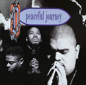 Album  Cover Heavy D & The Boyz - Peaceful Journey on MCA Records from 1991