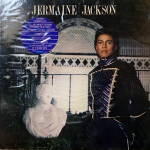 Album  Cover Jermaine Jackson - Jermaine Jackson (usa) Dynamite (uk) on ARISTA Records from 1984