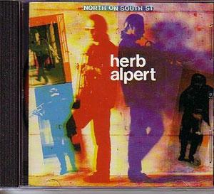 Album  Cover Herb Alpert - North On South St on A&M Records from 1991