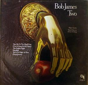 Album  Cover Bob James - Two on CTI Records from 1975