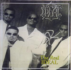 Album  Cover Ideal - The Real Ideal on DESTINY (PROMO) Records from 2001