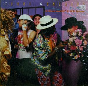 Album  Cover Terri Gonzalez - Is There Rockin' In This House on ATLANTIC Records from 1987