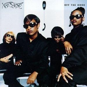 Front Cover Album Xscape - Off The Hook
