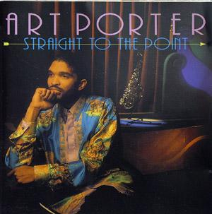 Album  Cover Art Porter - Straight To The Point on VERVE FORECAST Records from 1993