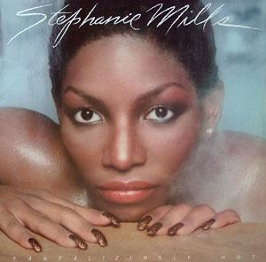 Album  Cover Stephanie Mills - Tantalizingly Hot on CASABLANCA Records from 1982