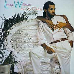 Album  Cover Lenny Williams - Let's Do It Today on MCA Records from 1980