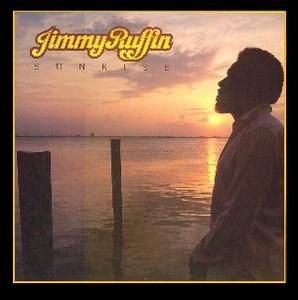 Album  Cover Jimmy Ruffin - Sunrise on RSO Records from 1980