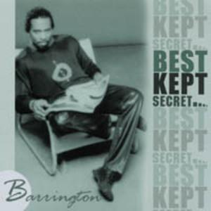 Album  Cover Barrington Henderson - Best Kept Secret on UGOBO ENTERPRISESS Records from 2003