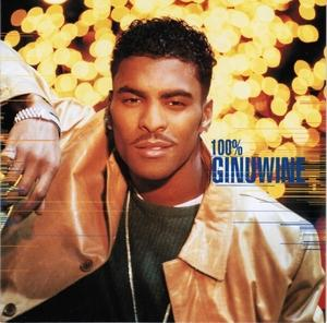 Front Cover Album Ginuwine - 100% Ginuwine
