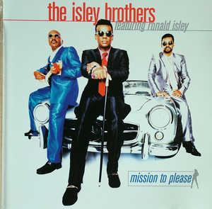 Front Cover Album The Isley Brothers - Mission To Please