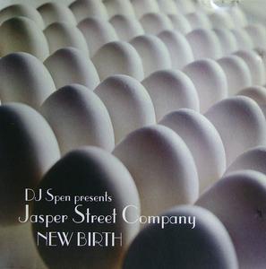 Album  Cover Jasper Street Company - New Birth on BASEMENT BOYS Records from 2000
