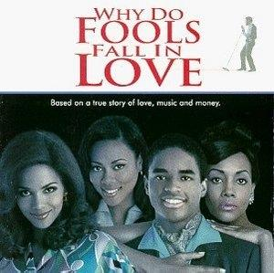 Album  Cover Original Motion Picture Soundtrack - Why Do Fools Fall In Love on ELEKTRA Records from 1998