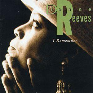 Album  Cover Dianne Reeves - I Remember on EMI Records from 1990