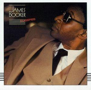Album  Cover James Booker - Classified on ROUNDER Records from 1982