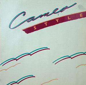 Album  Cover Cameo - Style on CASABLANCA Records from 1983